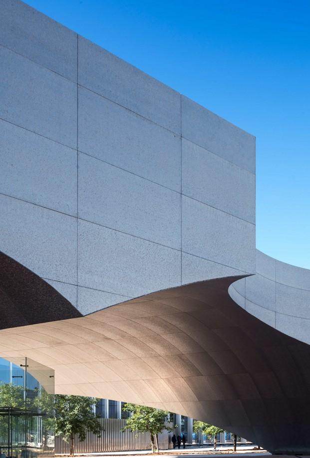 fachada caixaforum sevilla
