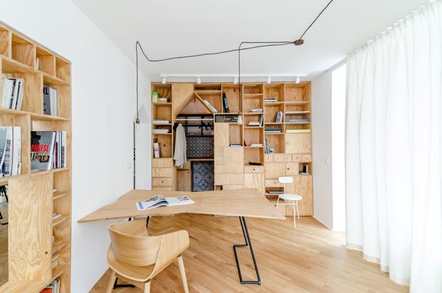 la oficina en casa  diariodesign