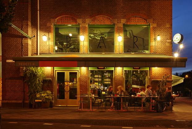 exterior restaurante bar botanique un vergel en amsterdam diariodesign