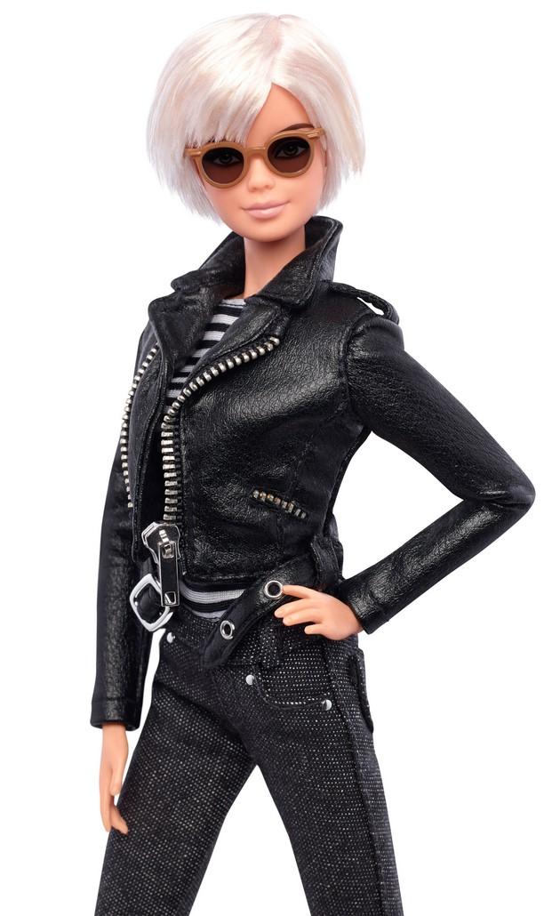 Barbie Andy Warhol exposicion en Madrid