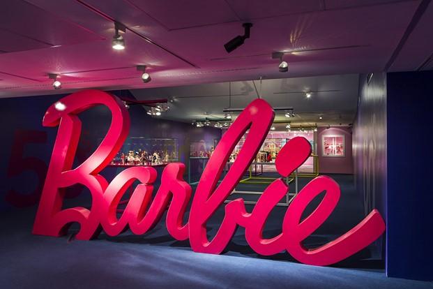 expo barbie mas alla de la muneca en Fundacion Canal Isabel II