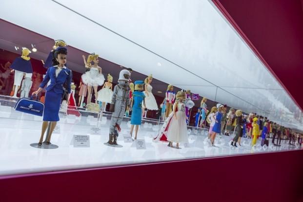 exposicion de barbie en Madrid
