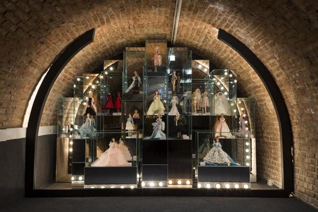 Exhibicion Barbie en Madrid