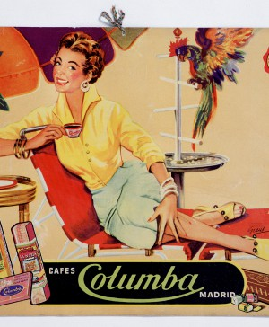 COLUMBA. Autor: Grans. [1950]. Madrid.