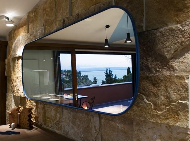 espejo en toscana diariodesign