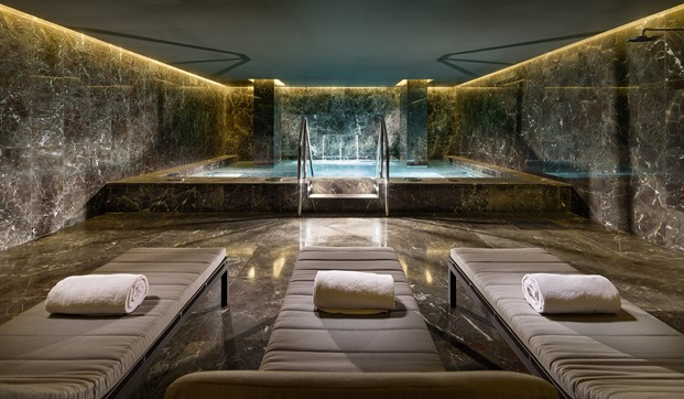 spa del the One Hotel en Barcelona