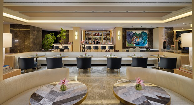 salon one hotel en barcelona