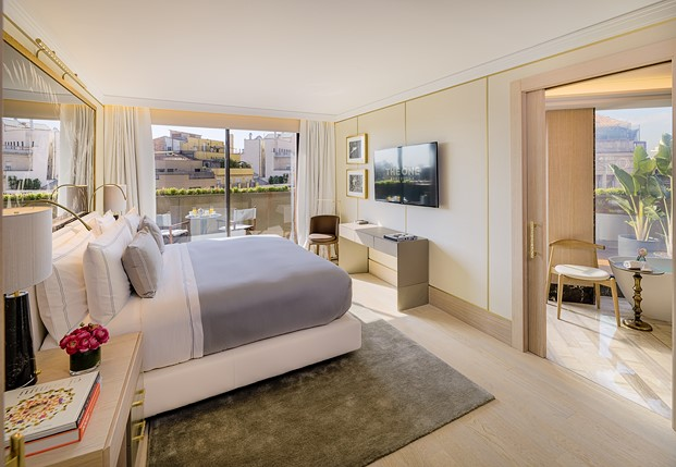 suite de One hotel en barcelona