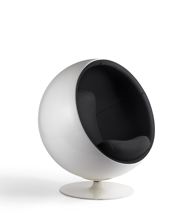 Ball Chair de Eero Aarnio diariodesign