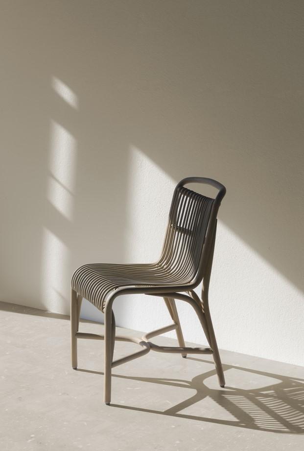 Expormim silla Gata por Miguel Gonzalo Mila