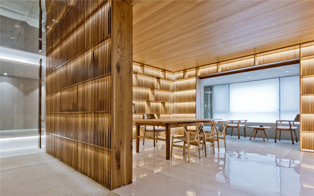 casa de madera tamiz en pekin archstudio diariodesign