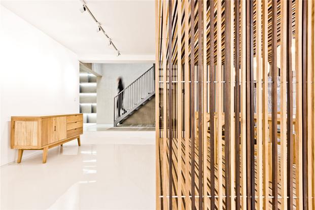 casa de madera en Pekin de archstudio diariodesign