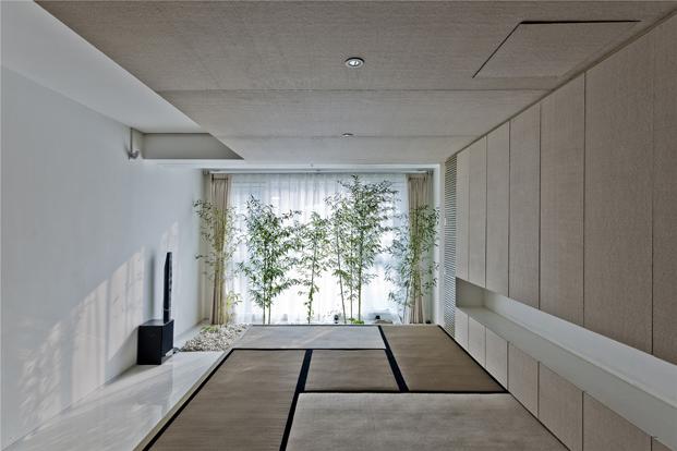 tamiz en casa de madera en Pekin de archstudio diariodesign