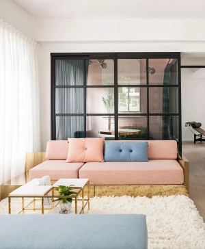 Happy Valley Residence Lim Lu apartamento en Hong Kong diariodesign