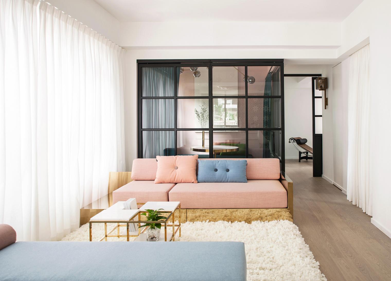 Sencillo y sofisticado apartamento en hong kong - Apartamentos en hong kong ...