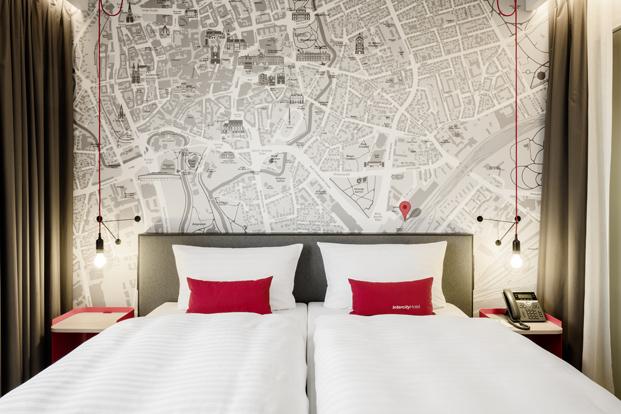 Intercityhotel diseno de Matteo Thun en braunschweig alemania diariodesign