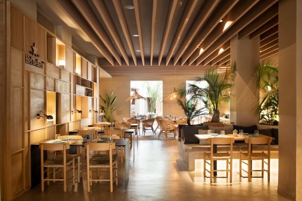 La Turqueta  restaurante en Valencia Diario Design