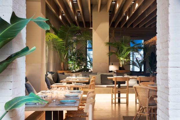 restaurante La Turqueta en Valencia de sandra tarruella Diario Design