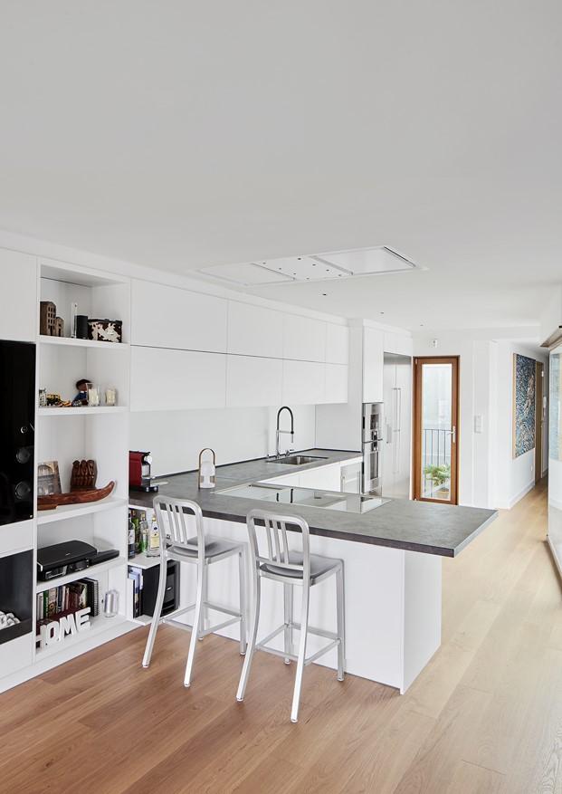 imagen cocina La casa por el tejado Barcelona