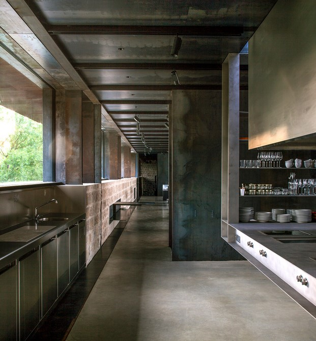 Le Cuisine Art Center Negrepelisse en francia Photo by Hisao Suzuki diariodesign