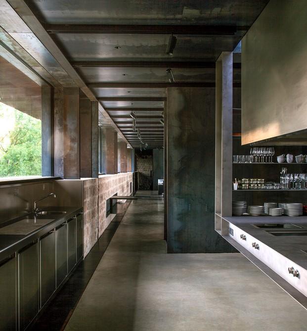 Le Cuisine Art Center Negrepelisse en francia Photo by Hisao Suzuki diariodesign