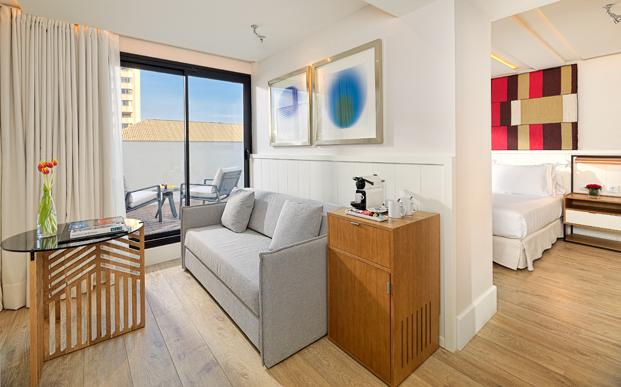 Lazaro Rosa-Violan suite H10 Cubik hotel barcelona diariodesign