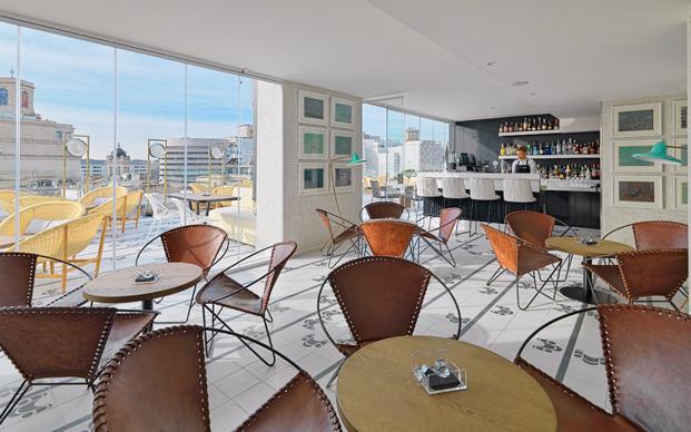 Lazaro Rosa Violan hoteles h10 Cubik hotel barcelona diariodesign
