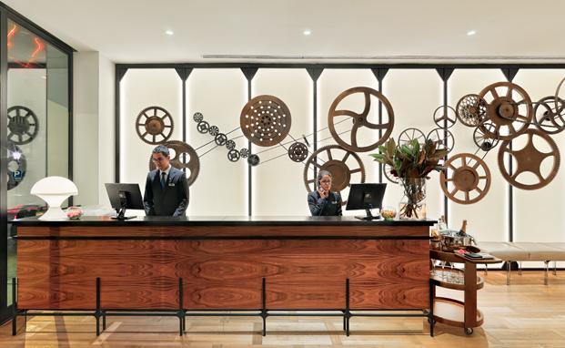 Lazaro Rosa-Violan-H10 Hall hotel Cubik en barcelona diariodesign