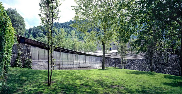 Les Cols Restaurant 2011 Olot girona Photo by Eugeni Pons diariodesign