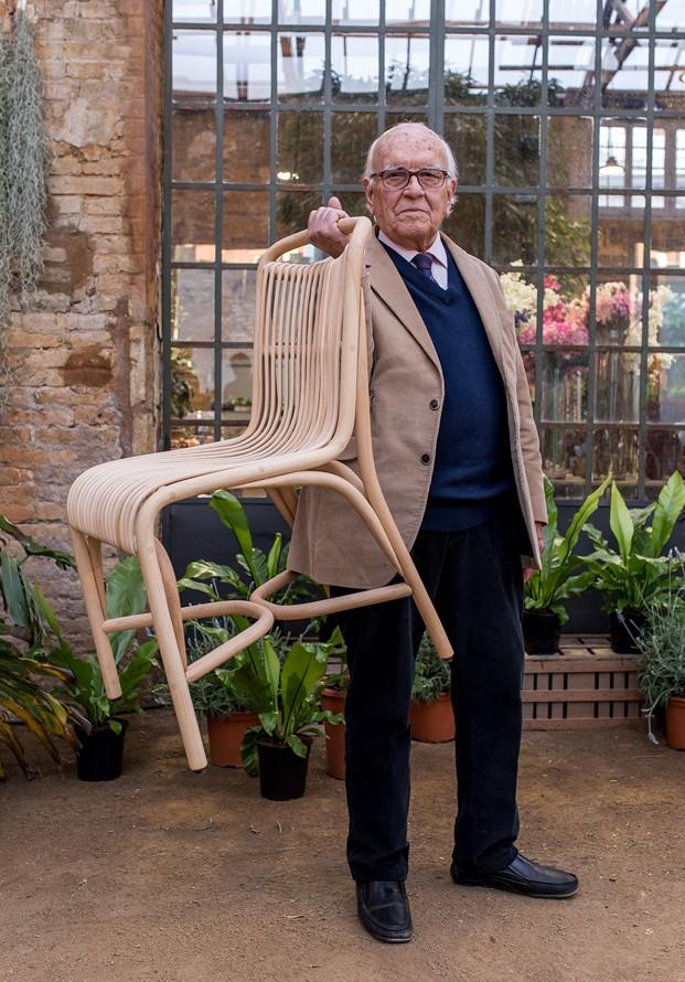 Nuevo diseños Milan para Expomim 2017 silla Gata Gres diariodesign