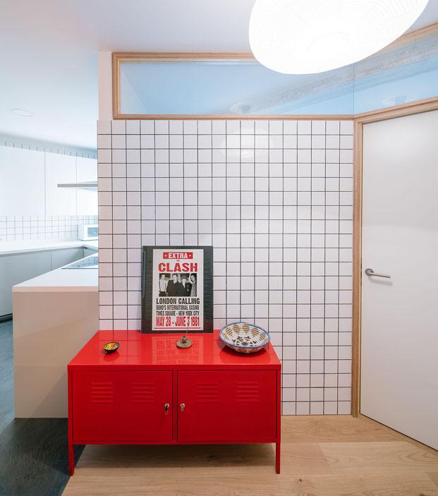 PYO arquitectos reforma Madrid