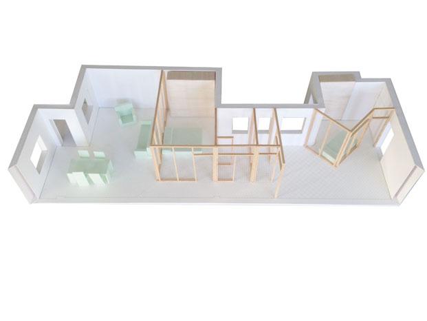 imagen en 3d realizada por PYO arquitectos  diariodesign