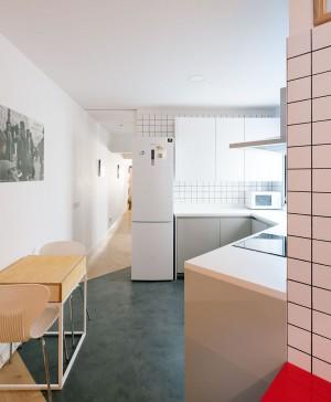 PYO arquitectos reforma en Madrid diariodesign