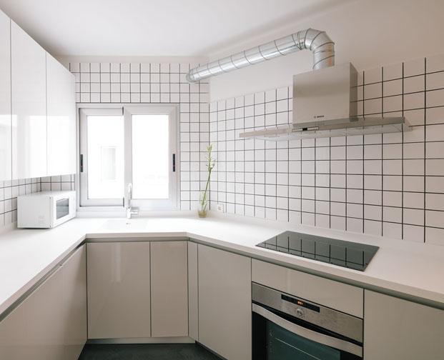 reforma cocina de PYO arquitectos diariodesign