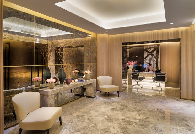 hall the one hotel en barcelona