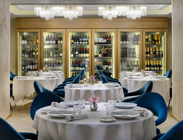 restaurante el somni en one hotel barcelona