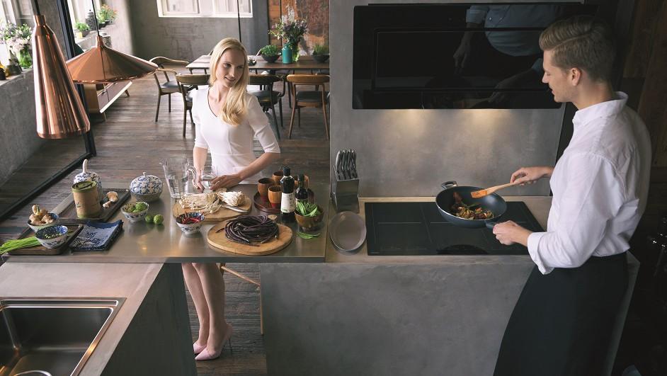 Soluciones franke cocinas diariodesign Mythos Shanghai diariodesign