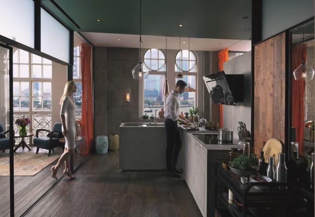 franke cocinas abiertas diariodesign