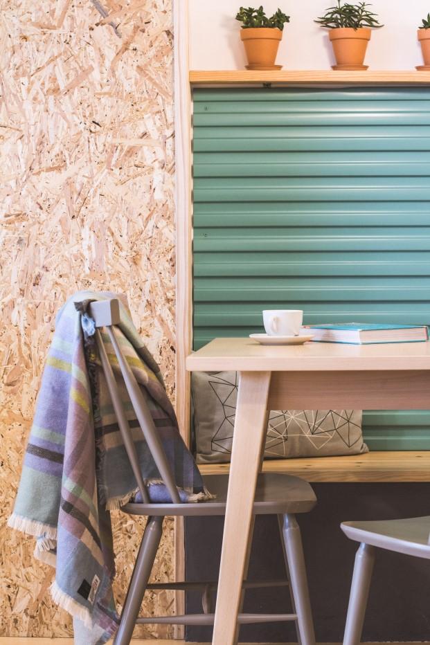 plantas en el restaurante el curry verde de Hiruki Studio en Hodarribia diario design 11