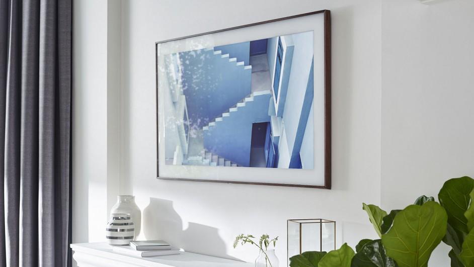 frame tv samsung diariodesign