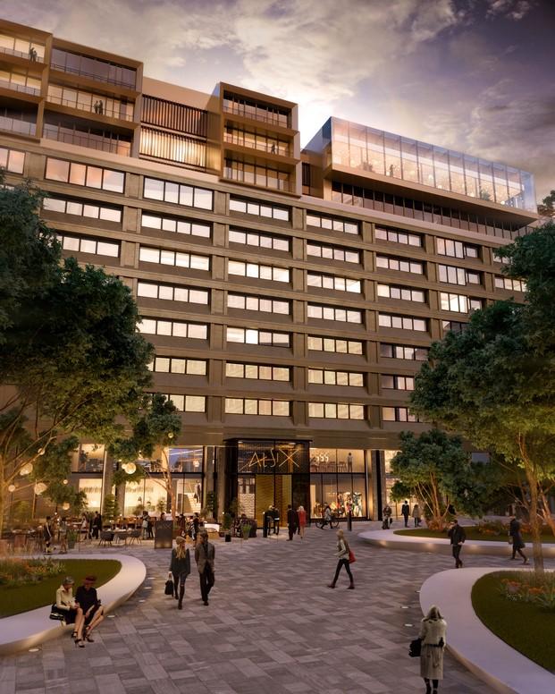 fachada hotel en estocolmo at six diariodesign