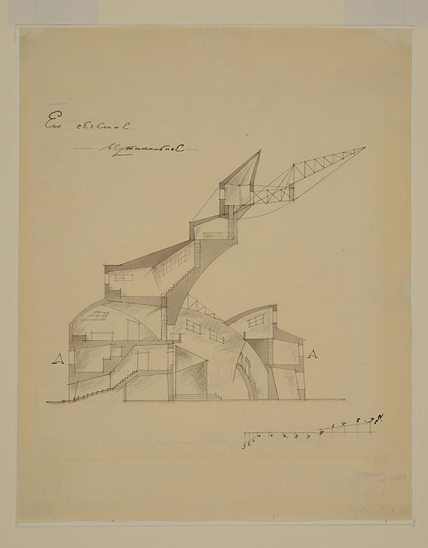 Ladovski's Communal House Imagine Moscu Design Museum Londres diariodesign