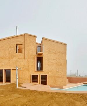 masia contemporanea arquitectura g en diariodesign