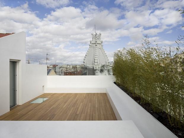 terrazad e casa en madrid diariodesign
