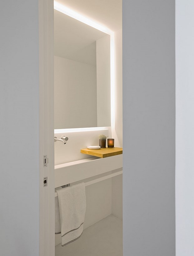 bano apartamento madrid abaton batavia diariodesign