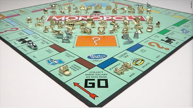 monopoly nuevas fichas 2017 diariodesign