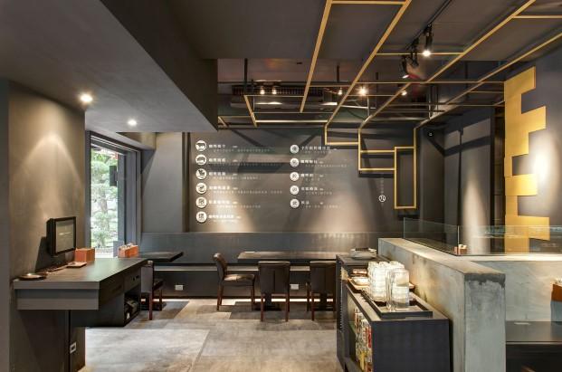 restaurante asiatico minimalista Cari de Madame en Singapur diariodesign