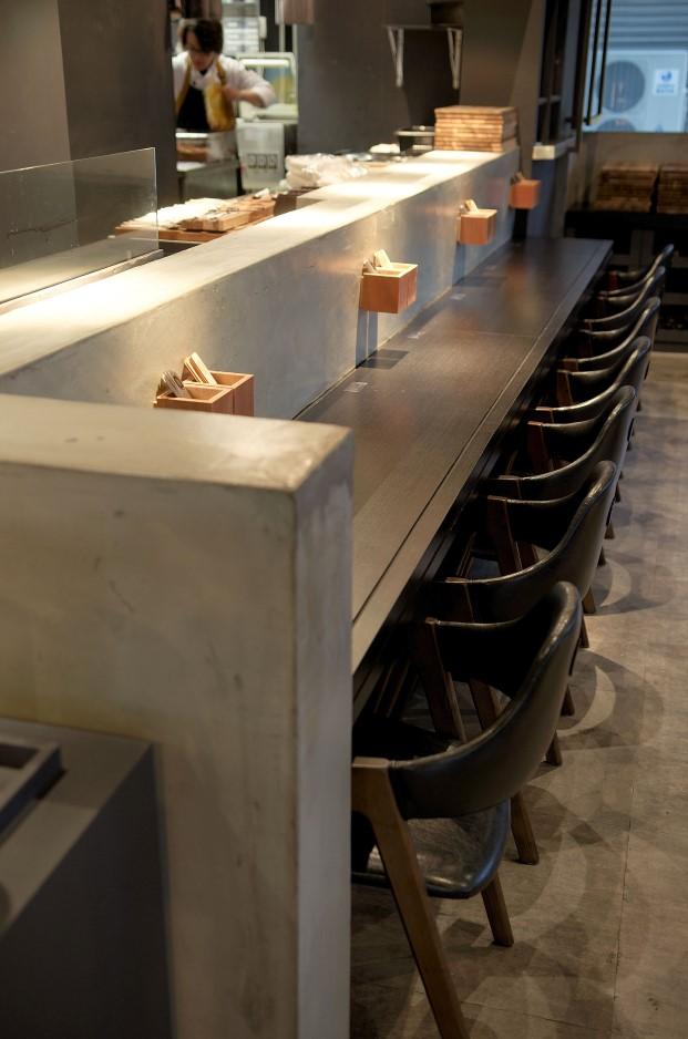 restaurante asiatico minimalista Cari de Madame en Singapur DIARIODESIGN 6
