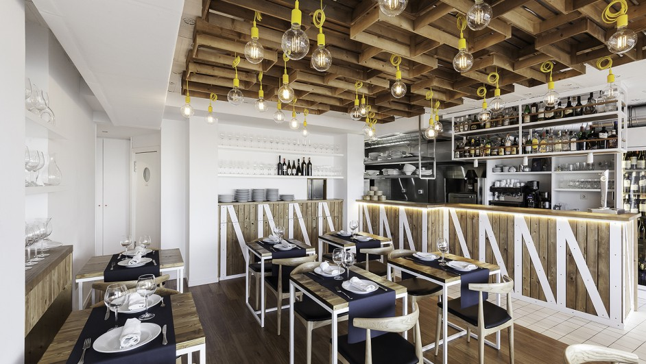 sal de allo restaurante pontevedra nan arquitectos diariodesign