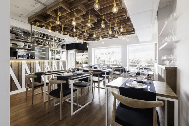 Restaurante sal de allo o grove pontevedra marinero diariodesign